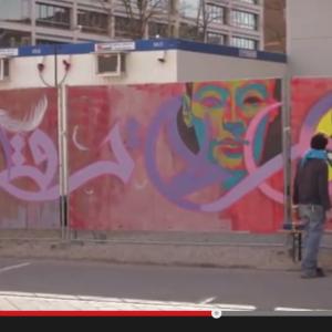 Graffitti in Frankfurt