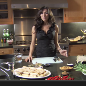 Middle Eastern Flavors Cooking Show