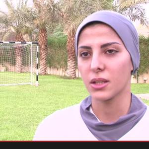 Saudi Women Soccer